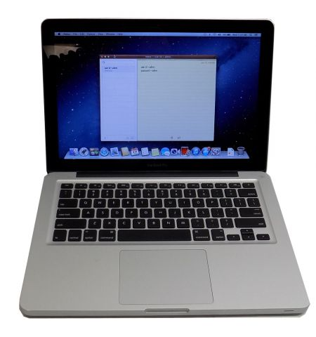 APPLE Macbook A1278 CI5, Processor Core I5, Ram 4GB, Storage 500GB Hdd, 13.3'' screen size (Used laptop | Pre-owned laptop | Secondhand laptop )